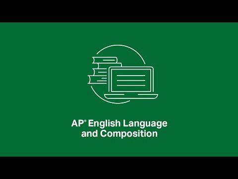AP English Language: Timed AP Exam Practice #2