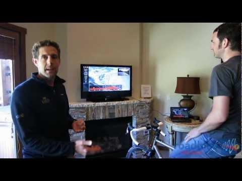 Bike Press Camp - CycleOps Virtual Training Software