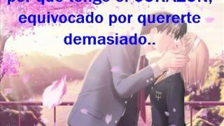((( Musica Romantica ))) Pepe Aguilar - Ni Con Tigo Ni Sin Ti..! Con Letra