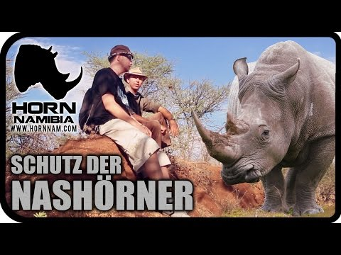 SAVE the Rhino Horn Namibia - EES TV