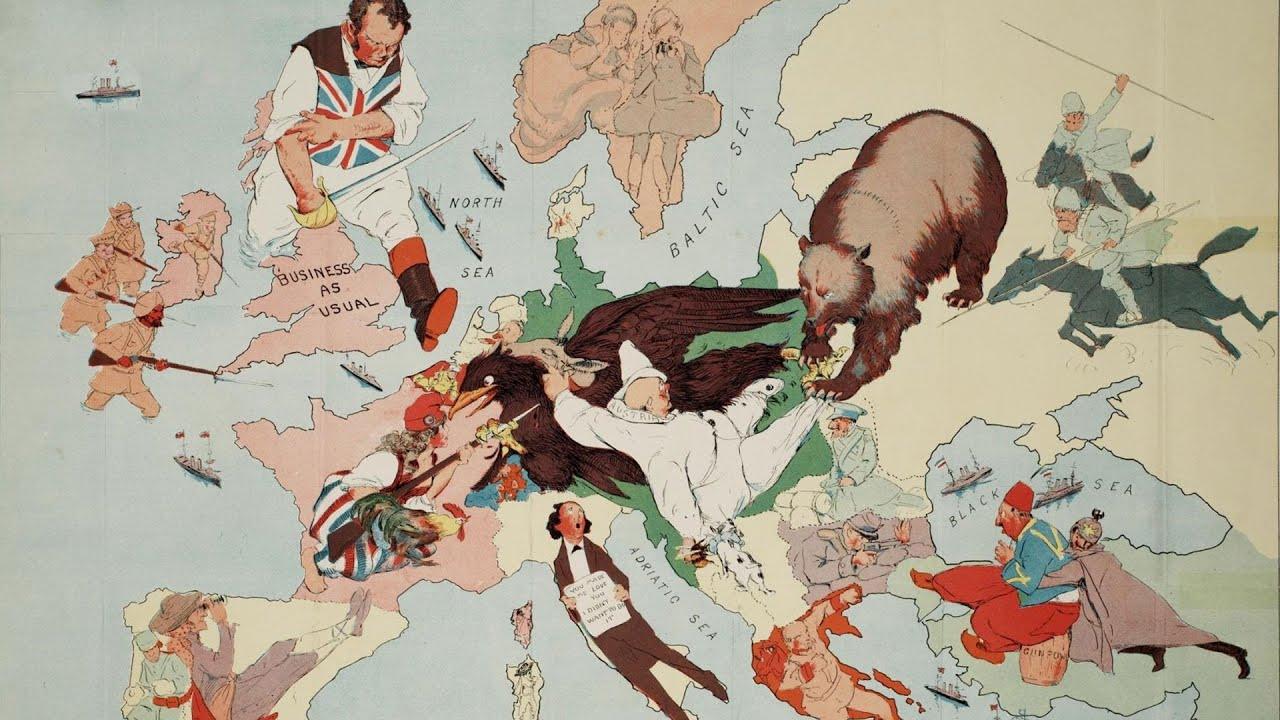 politics and the first world war professor sir richard evans Civil War Politics