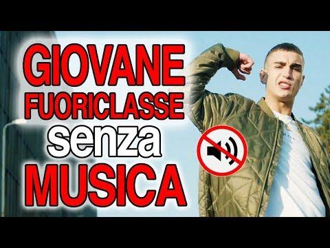 """""""GIOVANE FUORICLASSE"""" ma SENZA MUSICA (Parodia Capo Plaza)"""