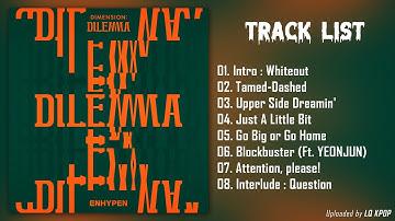 [Full Album] E N H Y P E N (鞐旐晿鞚错攬) DIMENSION : D I L E M M A