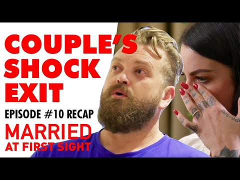 Episode 10 Recap: One Couple Leaves The Experiment As Intimacy Week Begins | MAFS 2020