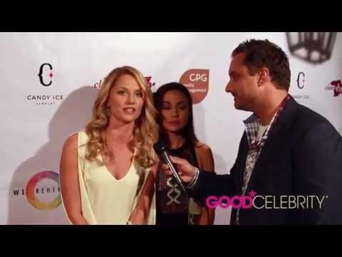 Good Celebrity Interviews Ellen Hollman and Jenna Lind