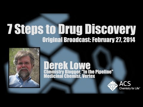 7 Steps to Drug Discovery
