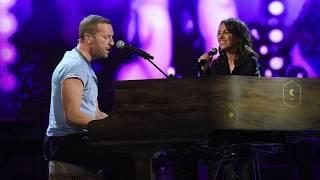 Susanna Hoffs & Chris Martin - Manic Monday (Live Audio Version)