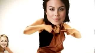 Как вставить фото ( лицо ) в видео ролик, танец