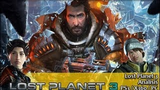 Lost Planet 3 - Análisis