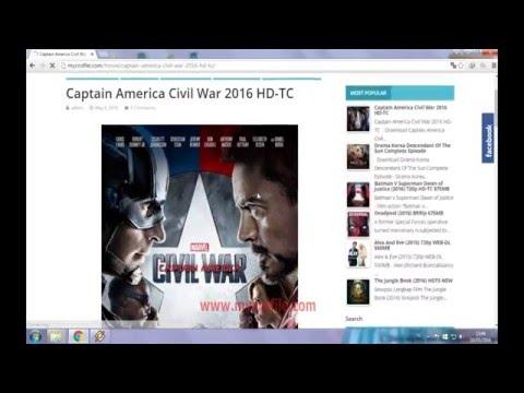Tutorial Cara Download File / Streaming Video