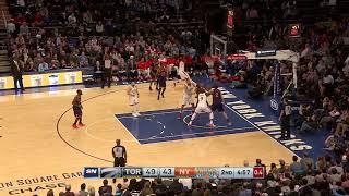 Toronto Raptors vs New York Knicks - March 11th, 2018