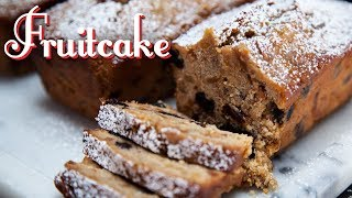 How to Make Delicious Homemade Fruitcake for Christmas | Smart Cookie | Allrecipes.com