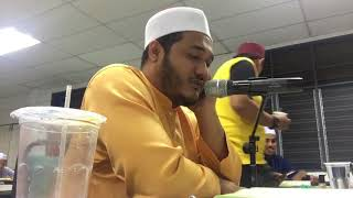 Download Dr. Anuar Hasin Talaqqi Bacaan Tarannum bersama Dato Faizul Hj Ghazali