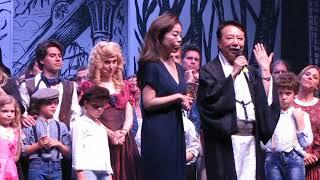 Le parole di Mann Izawa al Teatro Sistina di Roma