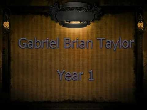 Gabe year one 1