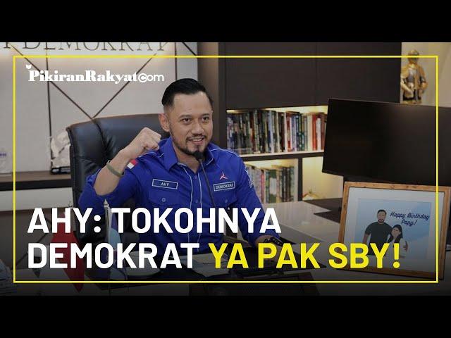 Akui Geram dengan Oknum yang Mengaku Pendiri Partai, AHY: Tokohnya Demokrat Ya Pak SBY!