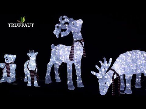 Decoration Noel Exterieur Ours