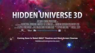 New IMAX Astronomy Film in 3D - Hidden Universe | ESO Space Science HD