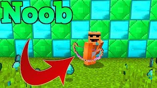 10 Ting En Noob Gør i Minecraft!