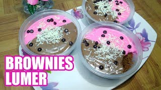 Download Resep Brownies Lumer Kekinian Mp3