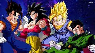 ¿Goku ssj4 es equivalente a Vegetto base o Super Vegetto?