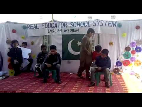 Real Educators School System 9 Nov 2016