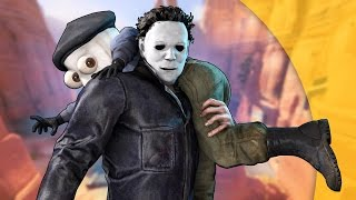 ЗЛОЙ ХОВАНСКИЙ МАНЬЯК НАШЁЛ ВСЕХ! DEAD BY DAYLIGHT (ЭПИК)