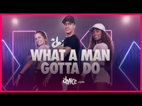 What A Man Gotta Do - Jonas Brothers | FitDance TV (Coreografia Oficial) Dance Video