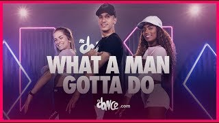 What A Man Gotta Do - Jonas Brothers FitDance TV Coreografia Dance