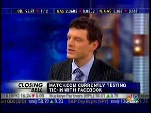 Match.com CEO on CNBC's Closing Bell - February 12, 2008