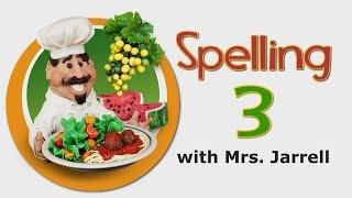 Grade 3 Spelling Youtube