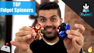 Top 10  Fidget Spinners From Rs. 200 To Rs.1000
