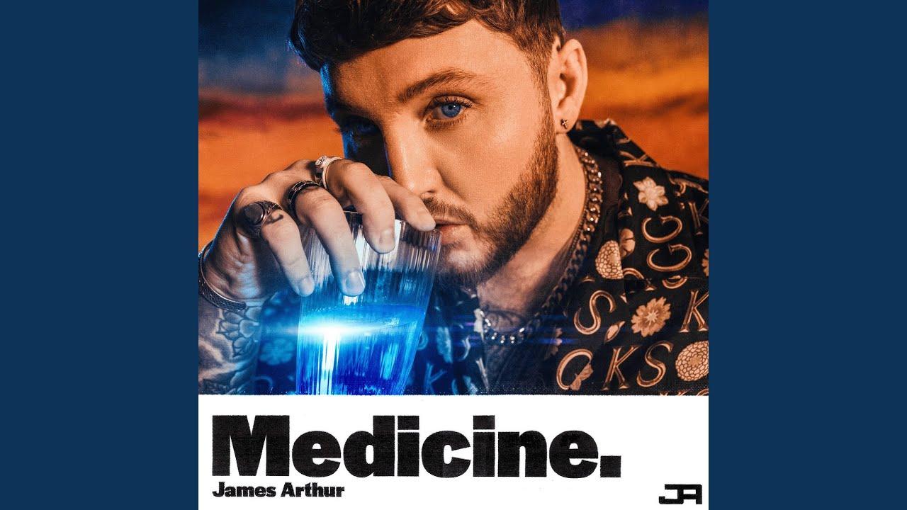 VIDEOCLIP: James Arthur - Medicine