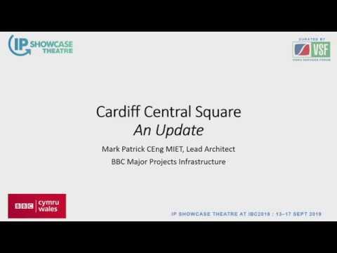 BBC Cardiff Central Square - Update