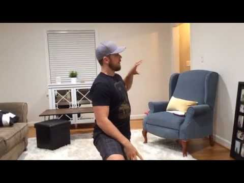 Stretching your QL for back pain relief