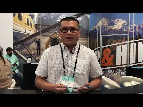 Overview of YKK® AquaGuard® with Bridge Stops with Alex Aparicio