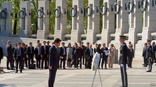 Japan PM Abe offers deep repentance over war with US