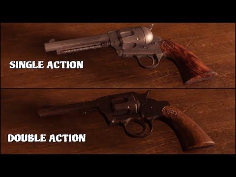 Red Dead Redemption 2 Cattleman Revolver Details Cinemapichollu