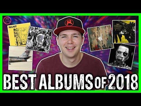 Top 20 BEST Albums of 2018
