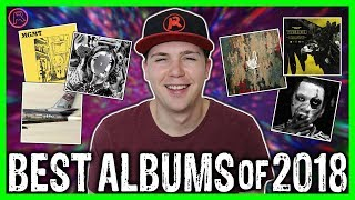 Top 20 BEST Albums of 2018
