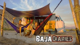 BAJA DIARIES TRAILER (COMING SOON)
