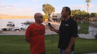 Win Farnsworth Interview - Monster Bash 2014