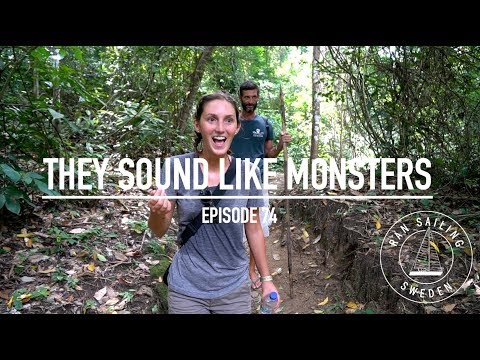 They Sound Like Monsters - Ep. 74 RAN Sailing
