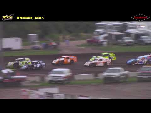 B-Modified Championship Night -- 8/25/17 -- Rapid Speedway