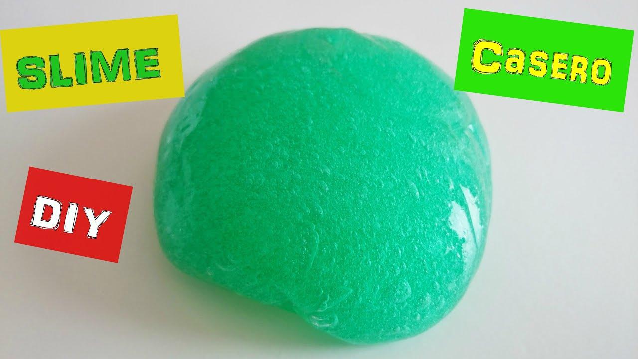 Como hacer slime casero o blandiblu youtube - Como hacer plastico liquido ...