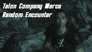 Fallout 3 - Talon Company Mercs (Random Encounter)