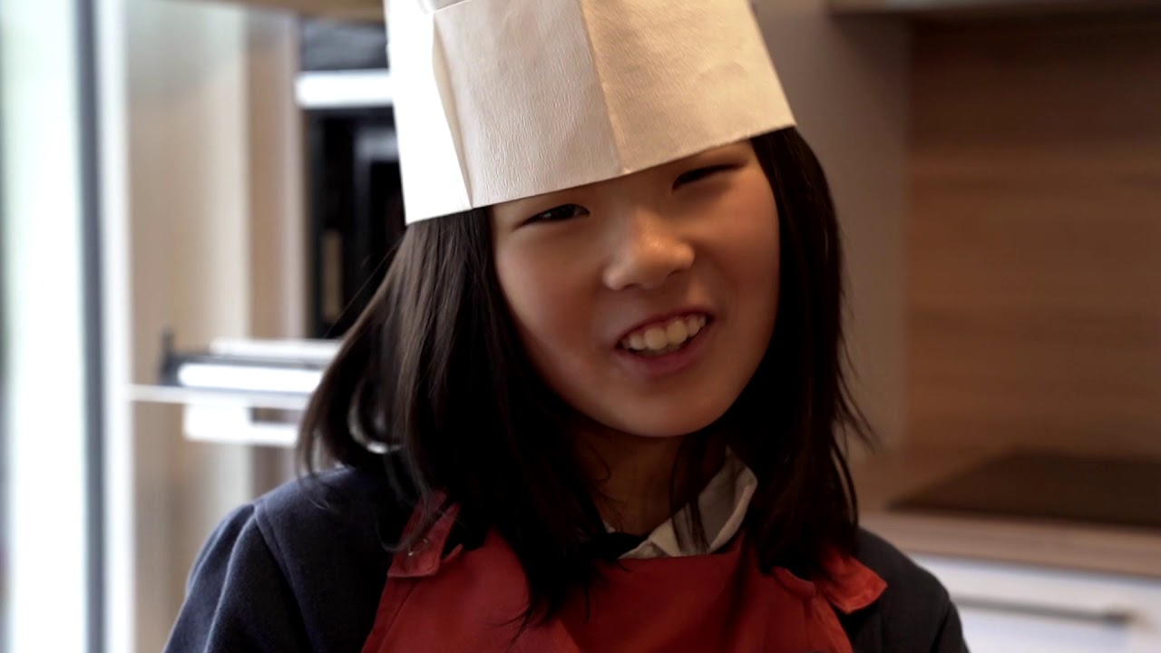 Year 3 & 4 - What's on the Menu