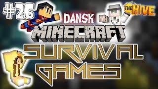 [Dansk] Minecraft: Survival Games, The Hive [EU] | Afsnit 26: SKYTSENGEL-EKSKLUSIVT!