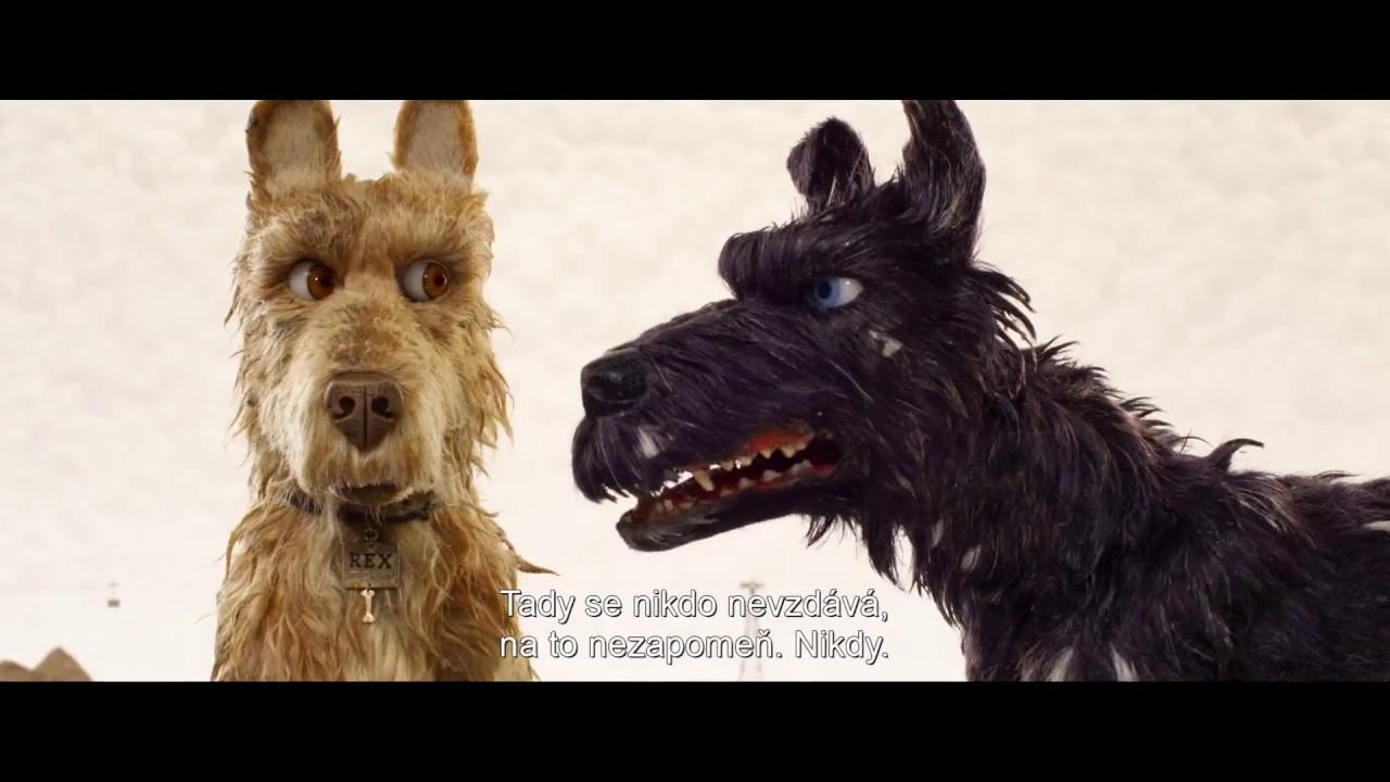 Psí Ostrov / Isle of dogs (2018) oficiální HD trailer [CZ TIT]
