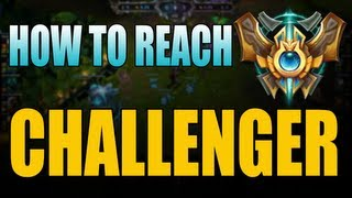One of gbay99's most viewed videos: How to get to Challenger Division in League of Legends